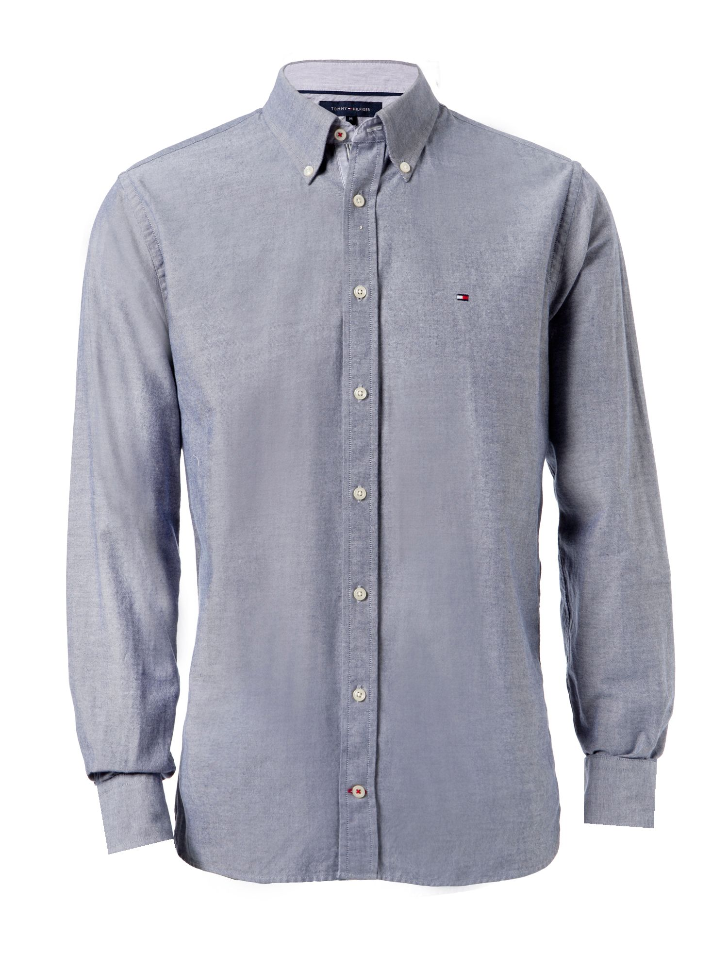 Tommy Hilfiger Classic Oxford Shirt in Blue for Men | Lyst