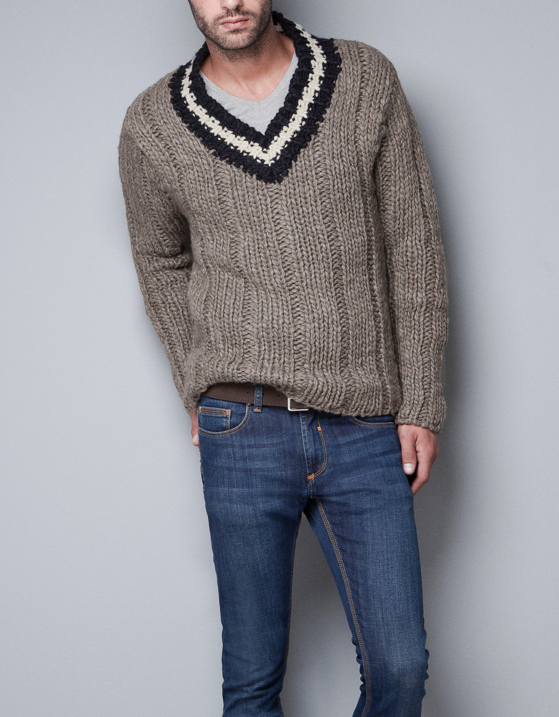 Zara Men'S Sweater 53