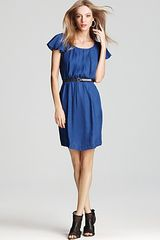 BCBGeneration Pleated Dress - Lyst