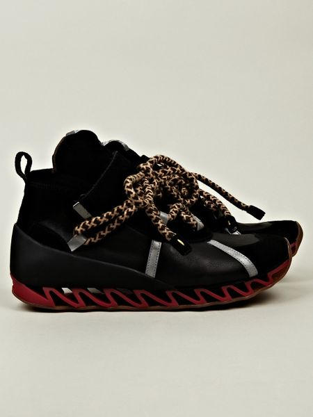 Bernhard Willhelm Bernhard Willhelm X Camper Together Sneakers in Black for Men