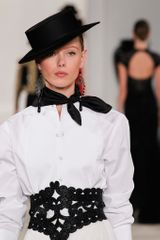 Ralph Lauren Spring 2013 Runway Look 60 in  - Lyst