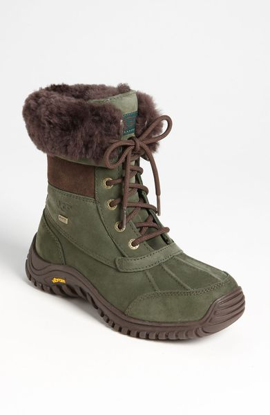Ugg Adirondack Ii Boot in Green (pineneedle) - Lyst