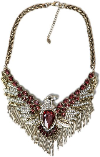 Zara Necklace - Lyst