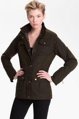 Barbour Quilted Utility Jacket - Lyst
