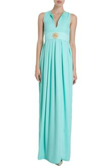 Giulietta Empire Gown - Lyst
