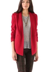10 Crosby by Derek Lam Shawl Collar Blazer - Lyst