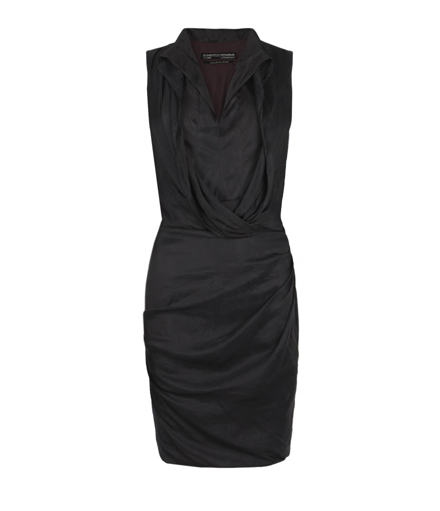 Lyst Allsaints Marilyn Dress In Black