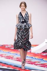 Peter Pilotto Spring 2013 Runway Look 31 - Lyst