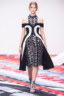 Peter Pilotto Spring 2013 Runway Look 32 - Lyst