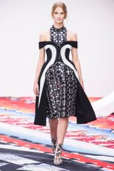 Peter Pilotto Spring 2013 Runway Look 32 in  - Lyst