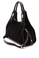 Rachel Zoe Lucas Medium Shopper in Black - Lyst