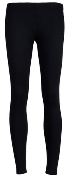 Velvet By Graham & Spencer Okla Legging in Black - Lyst
