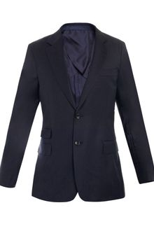 Yves Saint Laurent Lightweight Wool Jacket - Lyst