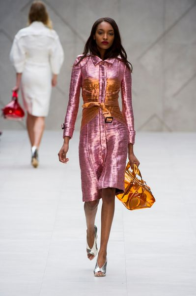 Burberry Prorsum Spring 2013 Runway Look 6 in  - Lyst