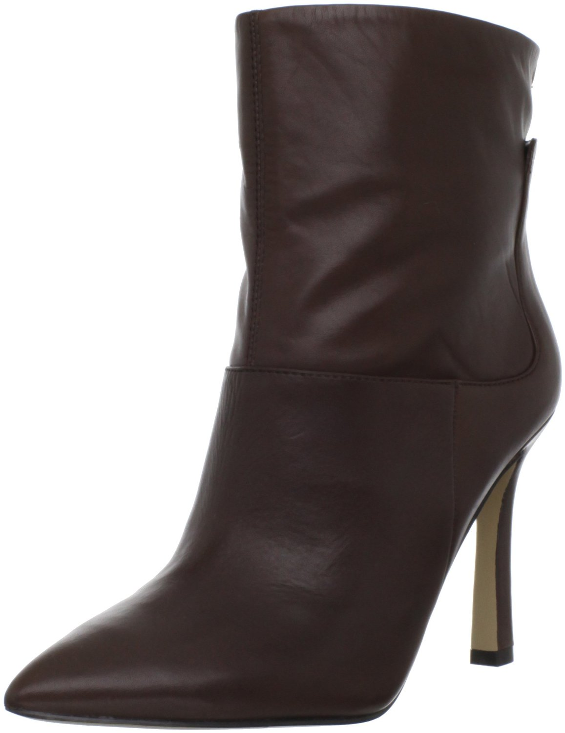 nine west nine west womens justlikeme ankle boot in brown