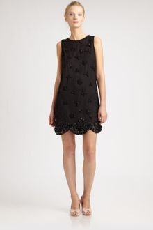 RED Valentino Aline Dress - Lyst