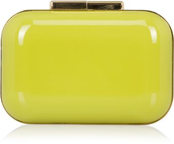 Elie Saab Small Box Clutch - Lyst