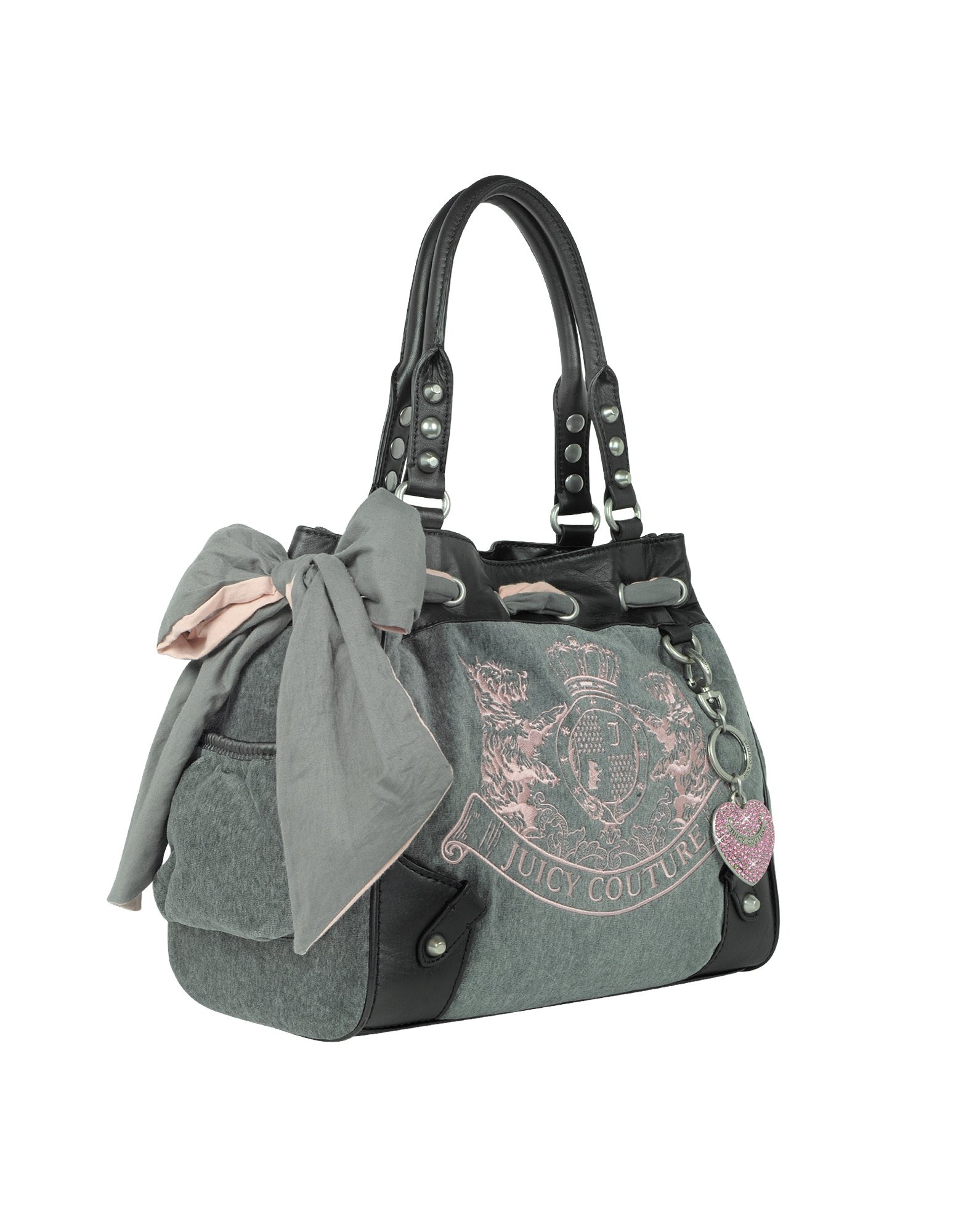 Juicy couture New Scottie Embroidery Daydreamer Shoulder ...