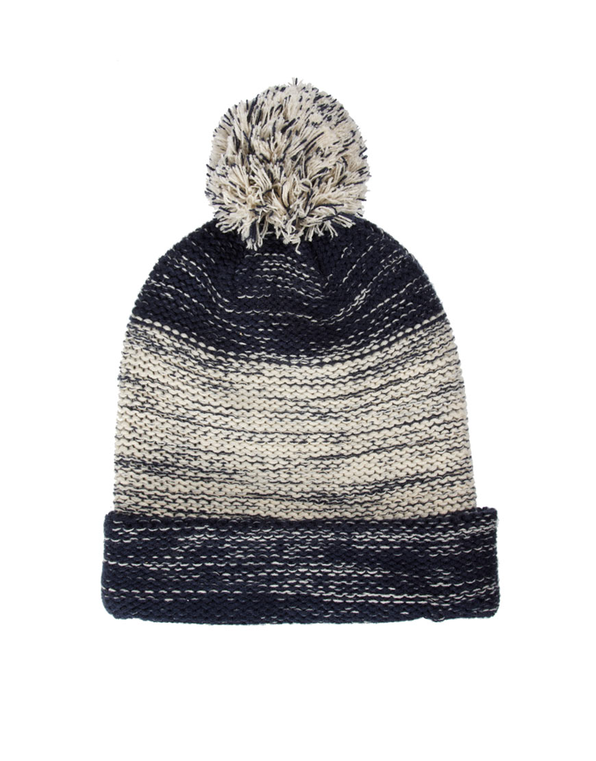 Lyst - The North Face Beanie Hat in Blue for Men 8a9a83c6325