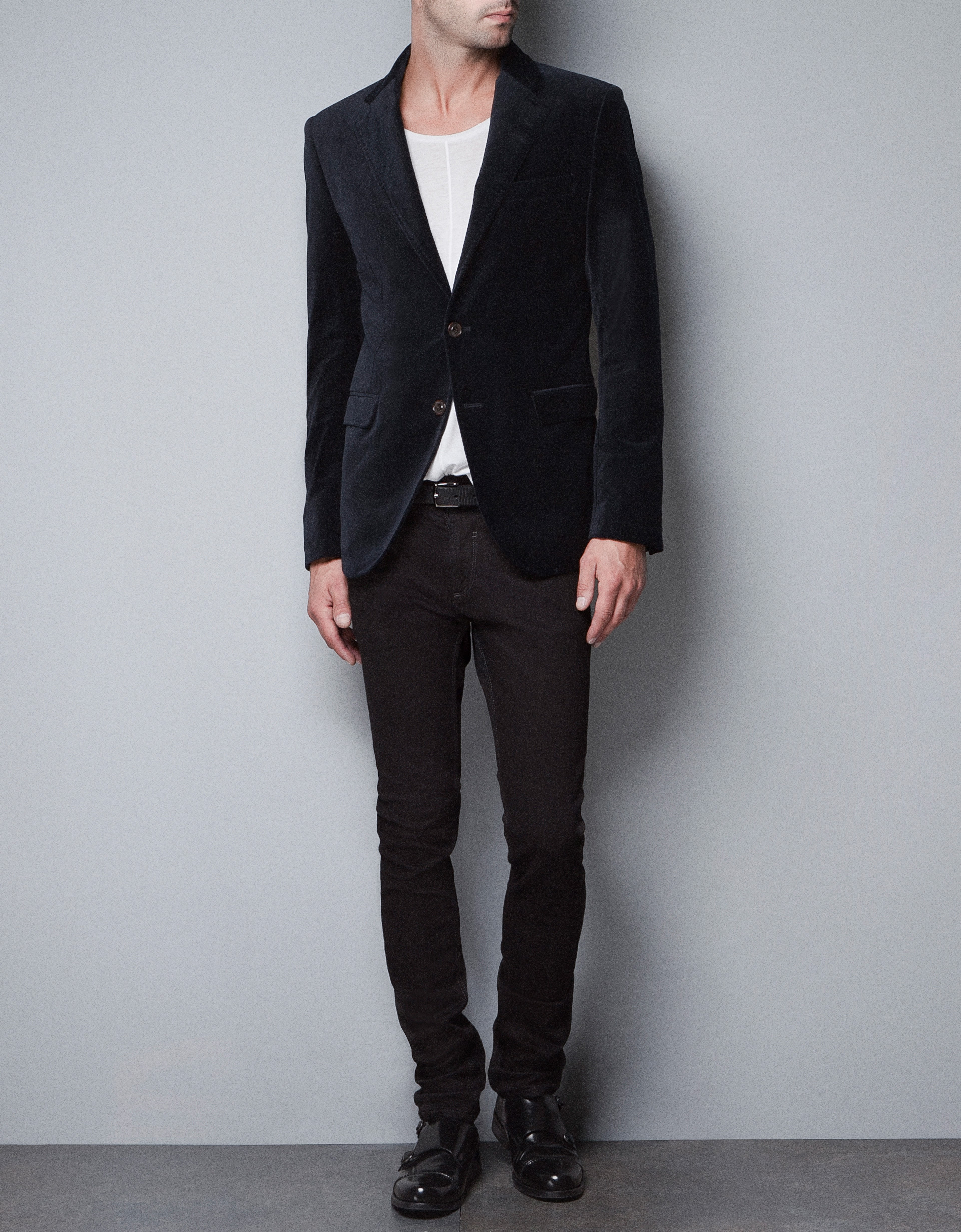 blazers from zara
