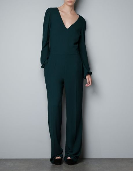 Perfect Jumpsuits  Women  ZARA United States