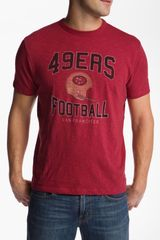Banner 47 San Francisco  Scrum T-Shirt - Lyst