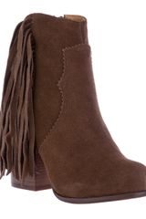 Jeffrey Campbell Prance Boot in Brown - Lyst