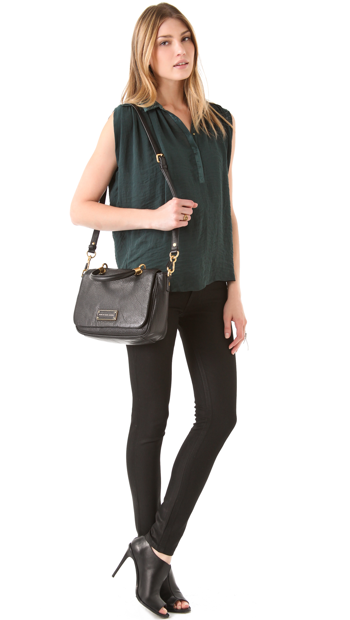 Lyst - Marc By Marc Jacobs Too Hot To Handle Small Top -5626