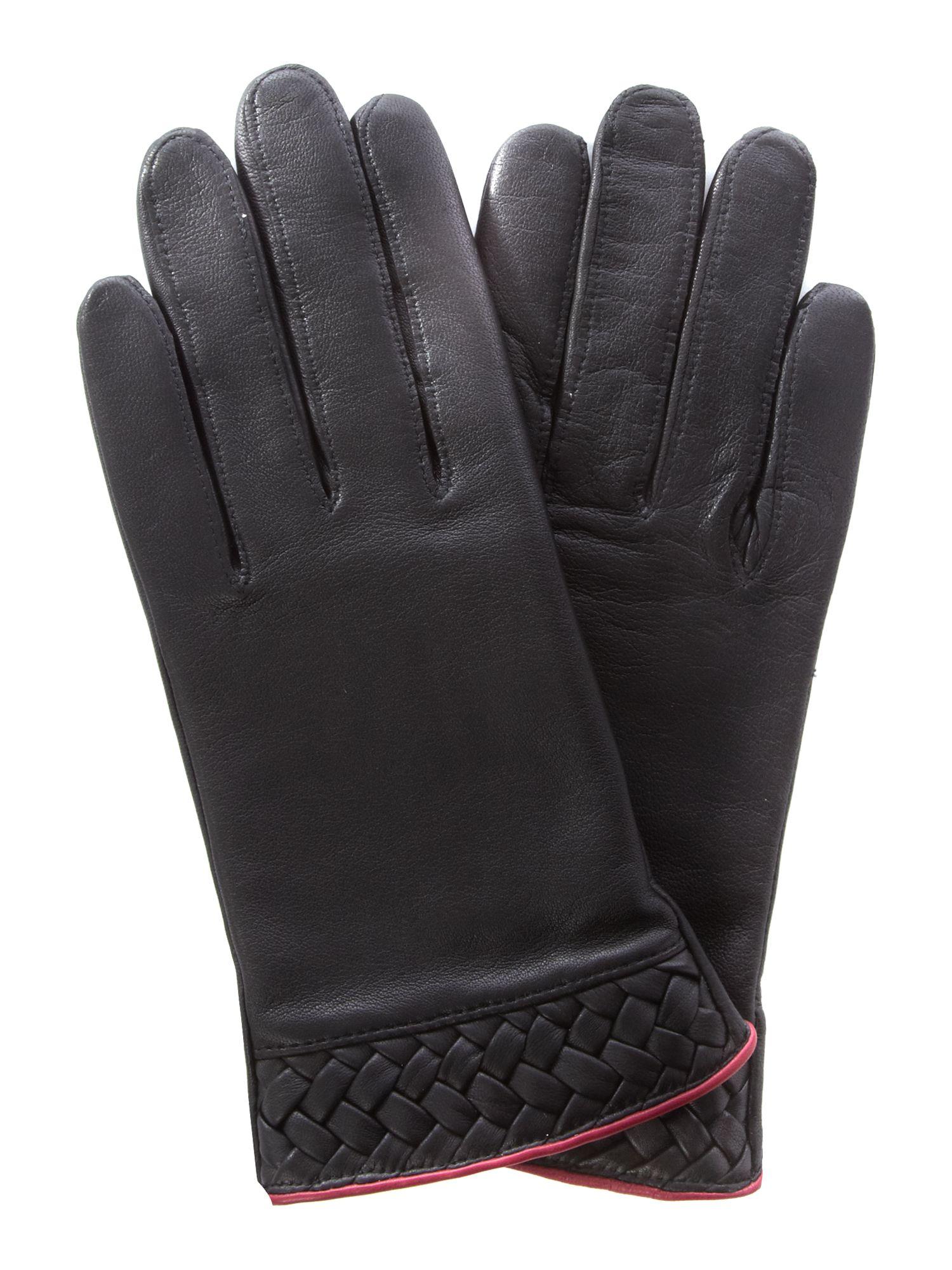 Radley ladies leather gloves - Gallery