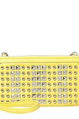 Steve Madden Besmah in Yellow - Lyst