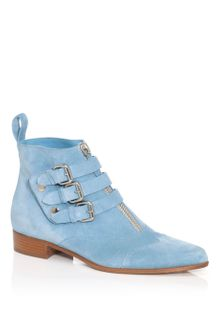 Tabitha Simmons Early Bootie - Lyst