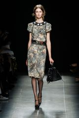 Bottega Veneta Spring 2013 Runway Look 32