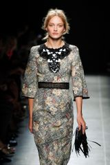 Bottega Veneta Spring 2013 Runway Look 33 in  - Lyst