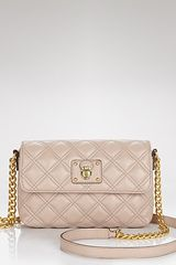 Marc Jacobs Crossbody Iconic Quilting Bag - Lyst