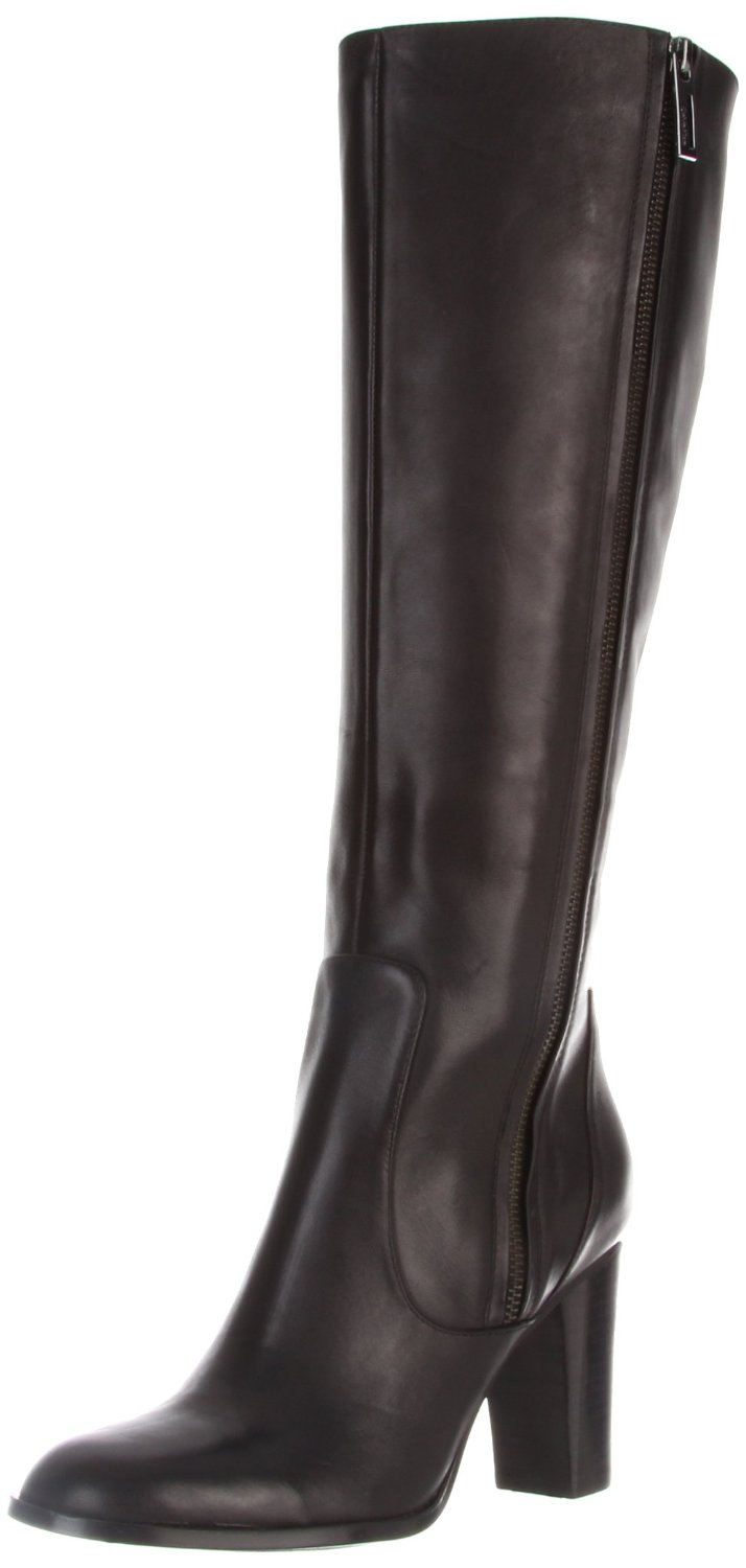 calvin klein womens hannabelle calf boot models picture