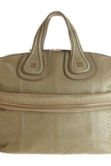 Givenchy Python Medium Nightingale Satchel - Lyst
