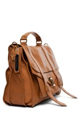 Proenza Schouler Ps1 Large Leather in Birch in Brown (birch) - Lyst