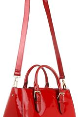 Kate Spade Kate Spade New York Carlisle Streetsylvie Satchel in Red (garnet) - Lyst