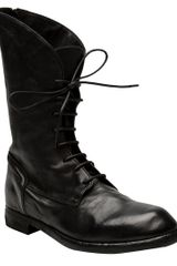 Officine Creative Laceup Boot - Lyst