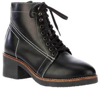 Swear Lace Up Ankle Boot - Lyst