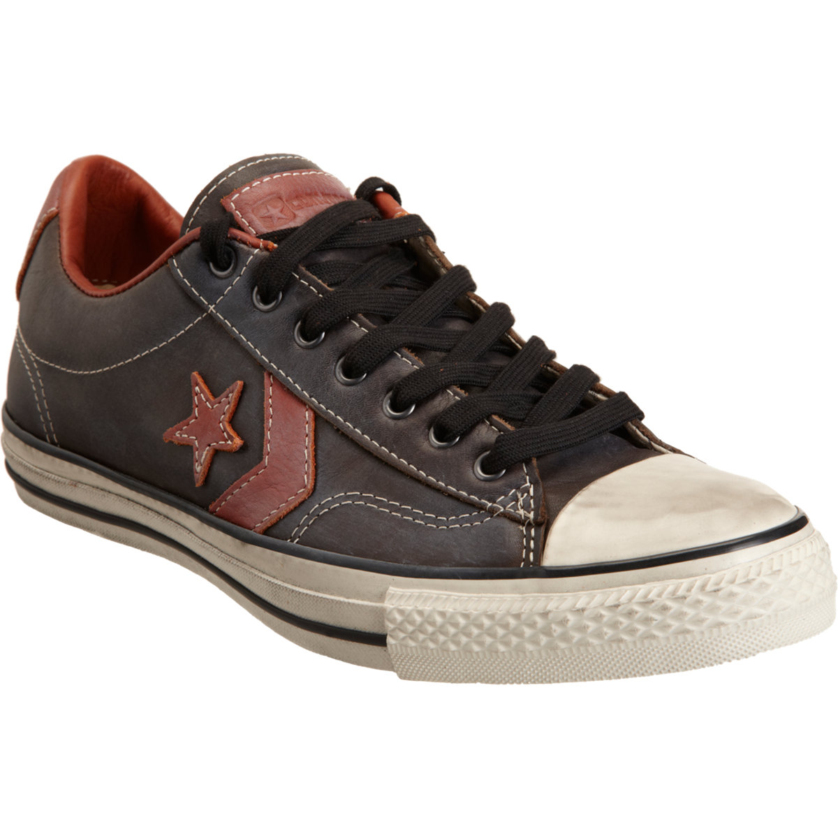 74d01d844602 ... australia converse star player lowtop in brown for men lyst a634c 0ec49