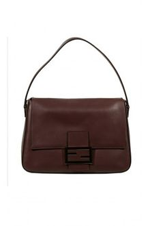 Fendi Leather Forever Big Mammy Bag - Lyst