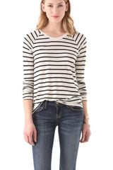 Madewell Petty Striped Tee - Lyst