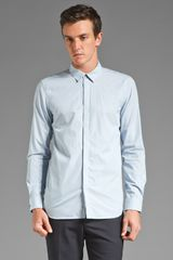 Marc By Marc Jacobs End On End Shirt - Lyst