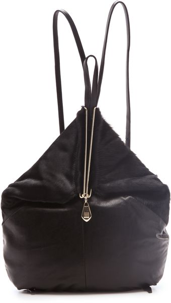 Pour La Victoire Getty Haircalf Backpack - Lyst