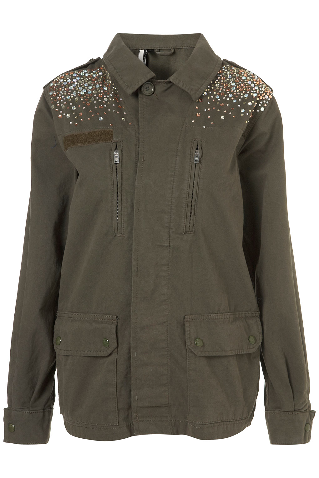 Army Jackets Womens