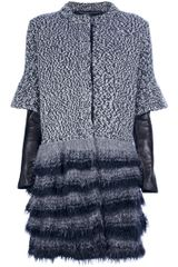 Ermanno Scervino Dress Coat