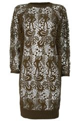 Isabel Marant Lace Dress - Lyst