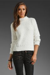 Rag & Bone Christina Turtleneck Sweater - Lyst