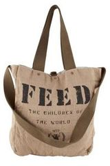 The Feed Foundation Feed 2 Bag